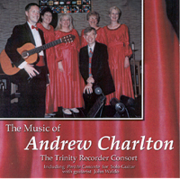 The Music of Andrew Charlton Album Photo