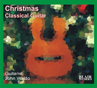 Christmas Classical Guitar Album Photo