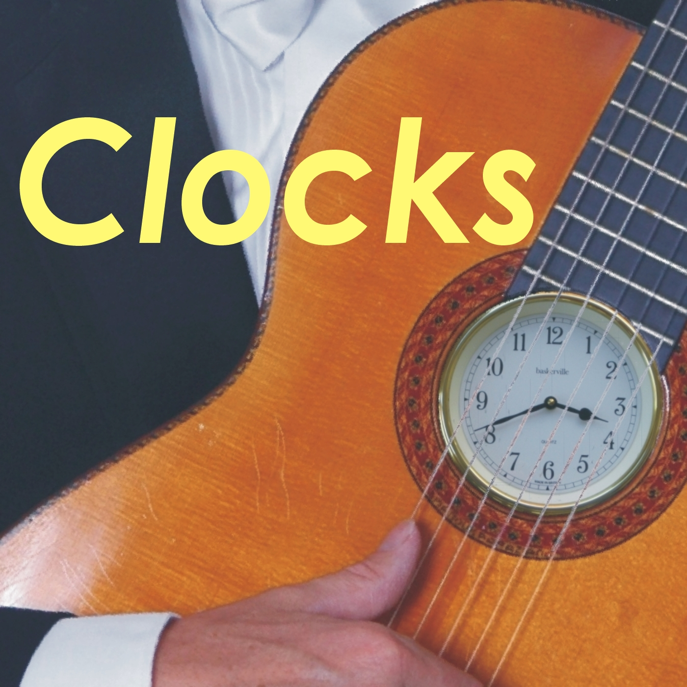 Coldplay Clocks single photo.jpg Photo