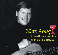 Newsong Meditation Service advertisement photo of John Waldo